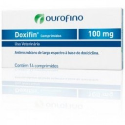 Doxifin 100 Mg Blister 14 Comprimidos