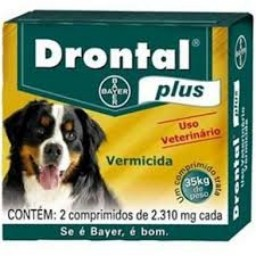 Drontal Plus 2,310 Mg