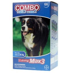 Advantage Max 3 Combo 4,0 Ml - Leve 3 Paga 2