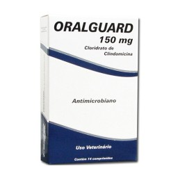 Oralguard 150 Mg 14 Comp