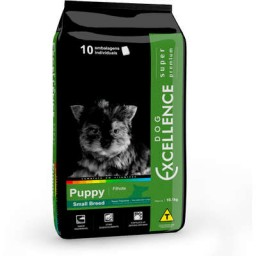 DOG EXCELLENCE SUPER PREMIUM SMALL BREED PUPPY