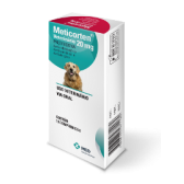 Meticorten Vet 20mg Anti Alergico