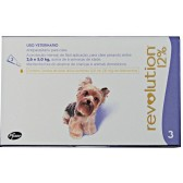 Revolution 30 Mg Caes De 2,6/5 Kg - 3 Pipetas