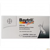 Baytril Flavour 250 MG .