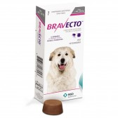 Bravecto Anti Pulgas E Carrapatos 1400 Mg 40 A 56 Kg