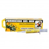FORMICIDA GEL MIX PIKAPAU 10 G .