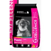 DOG EXCELLENCE SUPER PREMIUM MEDIUM BREED PUPPY