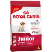 Royal Canin Medium Jr 15Kg