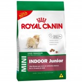 Royal Canin Mini Jr Indoor 1 Kg
