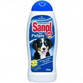 Sanol Dog Shampoo Anti-Pulgas 500 Ml